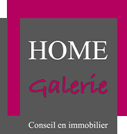 HOME GALERIE Immobilier Perigueux Logo